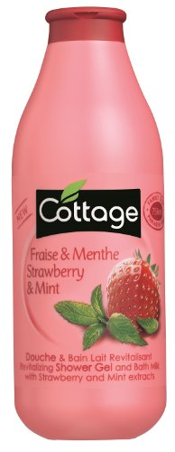 Cottage Revitalizante crema textura gel ducha baño