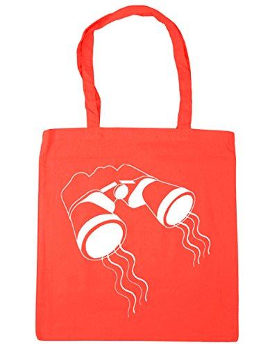 Hippowarehouse ,  Damen Strandtasche Korallenrot
