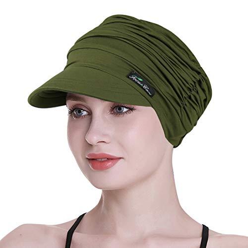 Gorra Vaquero, Sombreros Punto bambú Sol Que protegen