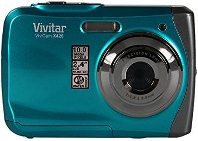 Vivitar vx426Cámara Digital Resistente Al Agua 10megapíxeles