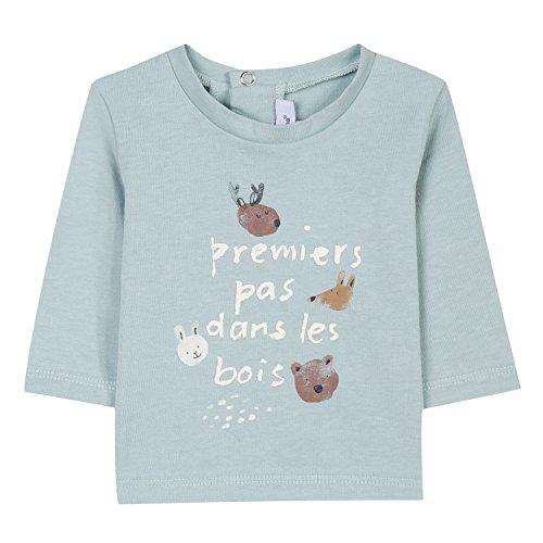 a16cd1fc Absorba Boutique Baby Boys T-Shirts Vert T-Shirt, Green (Lichen 51