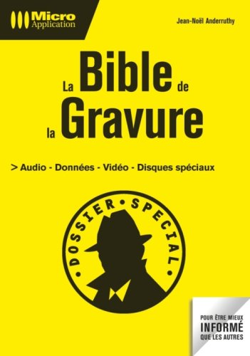La bible de la gravure