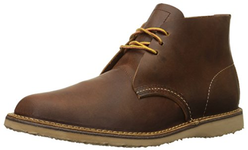Red Wing-chukka-stiefel Herren (Red Wing 3322 Chukka Copper, Größen:43)