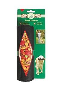 Karlie - Snack Dummy / 31849 - Sacoche pour friandises - Noir - 14 x 5 cm