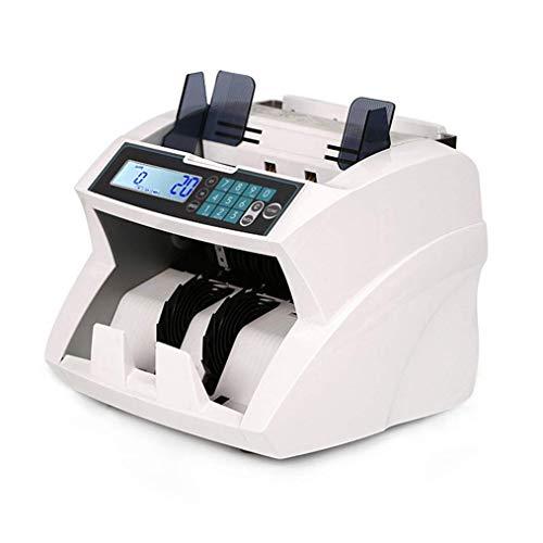 LBSX Banca Grade denaro contatore automatico (UV, MG, IR, DD) Counterfeit Bill Detector |Macchina Money Counter Bill for Business & Bank Usa - con UV, magnetico, rilevamento a raggi infrarossi e la co