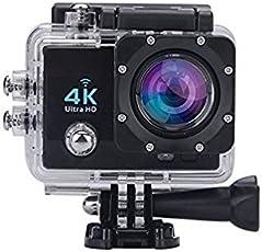 Lambent Wi-Fi 4K Waterproof Sports Action Camera