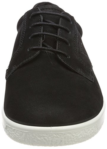Sneakers Basses 1 Noir Ecco Soft Homme Citf6xwqn Black 6wq6AOF
