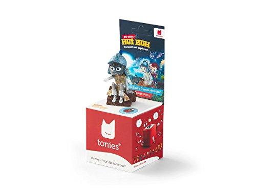 tonies® Hörfigur - Der kleine Hui Buh - Wie Hui Buh seine Rasselkette bekam/Die (Die Halloween Party Für)