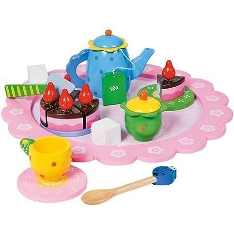 Wdk Partner - Juego de café y té de juguete (Partner Jouet A1102157)