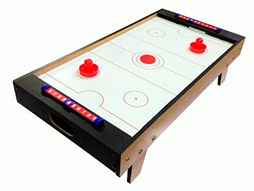 Samaira Sunshine Wooden Air Hockey Game Table For Kids Multicolor Buy Online In Cote D Ivoire Missing Category Value Products In Cote D Ivoire See Prices Reviews And Free