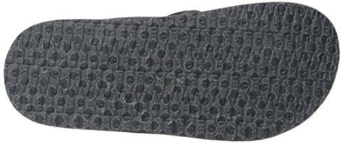 Sanuk Brumeister Sandals Black/Charcoal