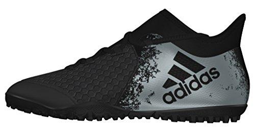adidas Herren X 16.2 Cage Fußballschuhe Schwarz (core Black/core Black/solar Red)