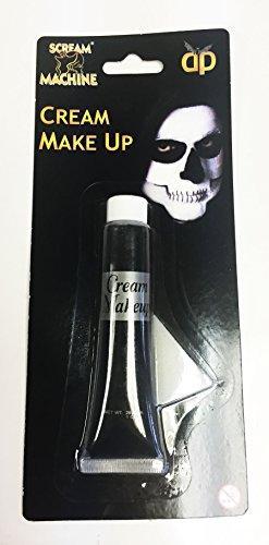 Halloween Schwarz Gesichtsfarbe Körper Rohr Schminke Vampir Zombie Devil Kinder ()