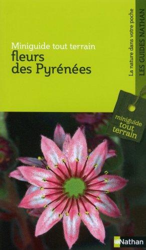 Fleurs des Pyrénées par Jacques Bergeron