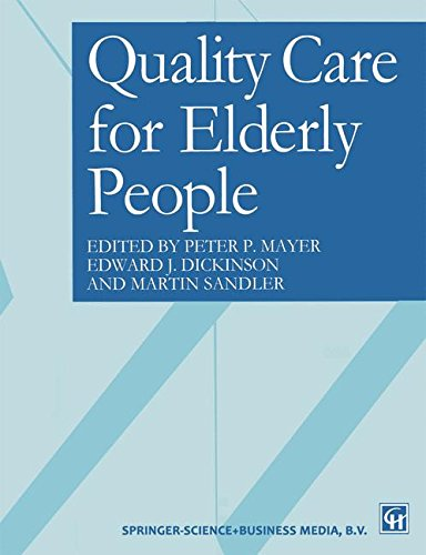 Quality Care for Elderly People
