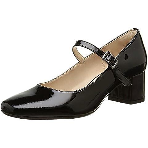 Clarks Chinaberry Pop - Zapatos de Vestir de cuero Mujer