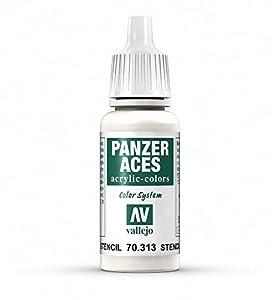 Panzer Aces 17ml - Stencil - VAL313