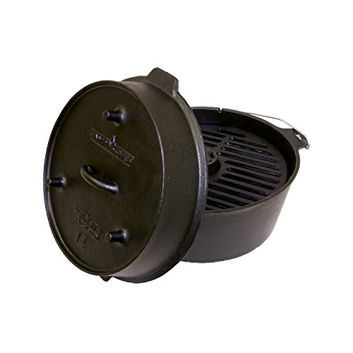 CAMP CHEF - FORNO OLANDESE ULTIMATE DUTCH OVEN 14'...