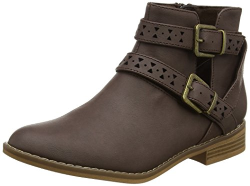Mack - Bottes Motardes - Femme - Brown (Lewis Brown) - 38 EU (5 UK)Rocket Dog fSvTCD
