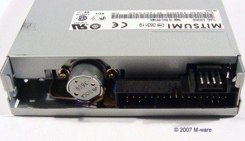 Diskettenlaufwerk Mitsumi D359M3D ID116 - 2