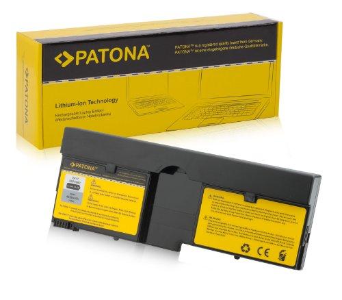 Batterie pour Laptop / Notebook IBM X41 | X41T | X41 Tablet 1866 | X41 Tablet 1867 | X41 Tablet 1869 - [ Li-ion; 4400mAh; noir ]