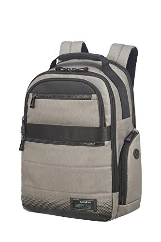 SAMSONITE Cityvibe 2.0 - Medium Zaino porta PC, 41 cm, 17.5 L, Grigio (Ash Grey)