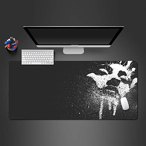 Mauspad Computer Tastatur Maus Spieltisch Gummiauflage Spiel 900x400x2 (Minion Computer-tastatur)