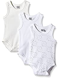 Amazon Exclusiva: Care Body (Pack de 3 Bebé Unisex