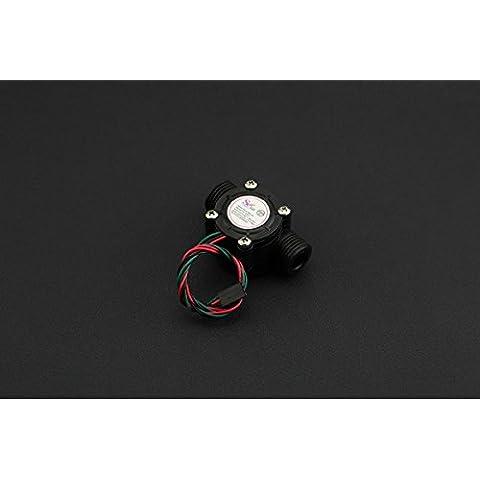 Angelelec DIY Open Sources Sensors, Water Flow Sensor - 1/8