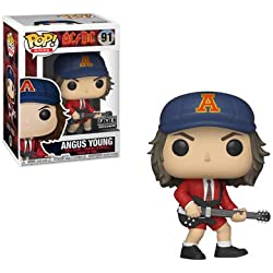 Funko AC/DC Pop Angus Young, (0889698364850)