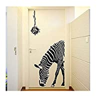 new - Zebra Horse Animal Vinyl Wall Sticker Art Decal Large Wallpaper Poster DIY Home Decoracion Hogar Adesivo Parede Vinilo Pegatina