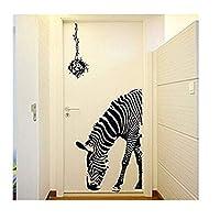 new - Zebra Horse Animal Vinyl Wall Sticker Art Decal Large Wallpaper Poster DIY Home Decoracion Hogar Adesivo Parede Vinilo Pegatina
