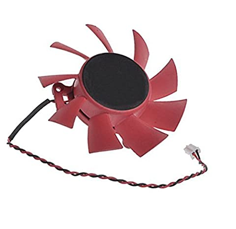 12V 0.43A 2Pin Compatible For HD 5770 / 5850 FD7015H12S Series Video Card Cooling Fan