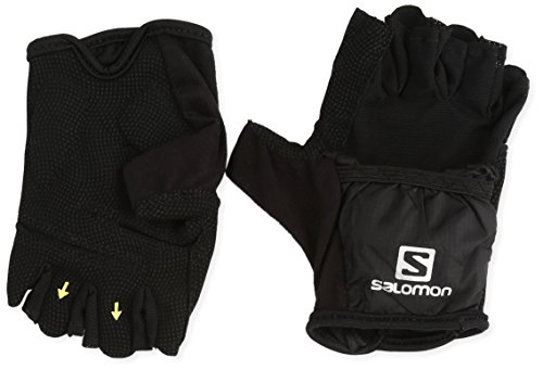 Salomon Handschuhe XT Wings Gloves Wp, Black, XS, L32871000 (Herren-xt Wings)