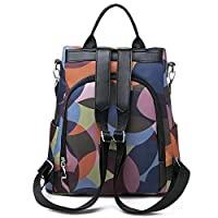 juntop 2019 new Korean version of the backpack female wild Oxford antisplashing trend bag largecapacity antitheft backpack female A 1