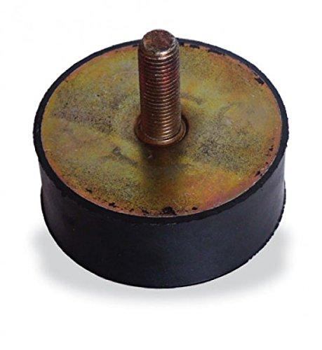 Schwingelement SE 2 - 100x38 mm/M10 - mit einseitigem Gewinde