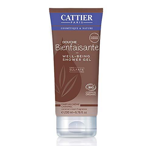 Cattier - Douche Sans Sulfate Crème Caramel 200Ml - Lot De 3 - Livraison Rapide En France - Prix Par Lot