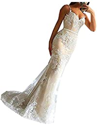 20dcd461766 Special Bridal Simple Sweetheart Neckline Lace Prom Dress Mermaid  Bridesmaid Long Evening Dress