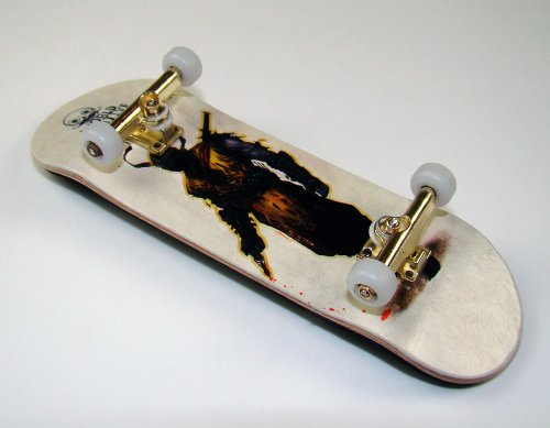 KOMPLETT Fingerskateboard WORLD-CREATIVE #7