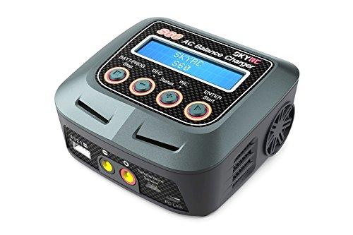 SkyRC Ladegerät S60 Single AC Ladegerät (2 - 4S und 6 A 60 W) Ac-power-single