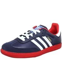 hot sales 4adae 745ca adidas Originals Samba K, Baskets Basses Mixte Enfant