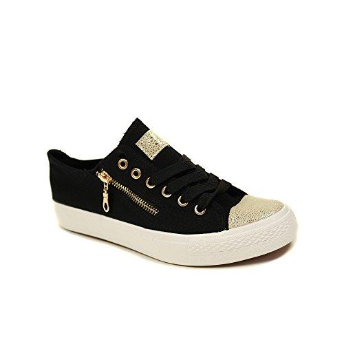 no-name-zapatillas-de-deporte-para-mujer-negro-negro-38