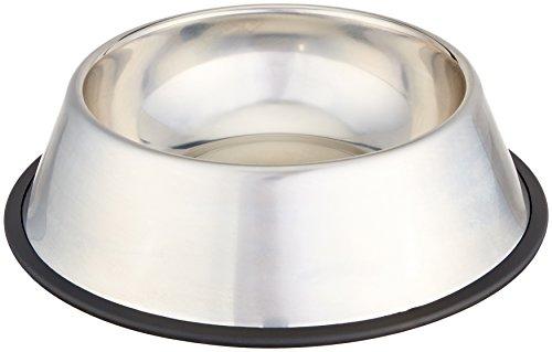 amazonbasics-stainless-steel-dog-bowl