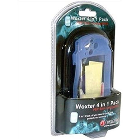 Woxter 4 en 1 Packcompatible con PSP Slim