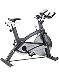 SKANDIKA Indoor Cycle Triathlon Pro Mars - SF-1160 - Vélo appartement Spinbike - Masse inertie 20Kg