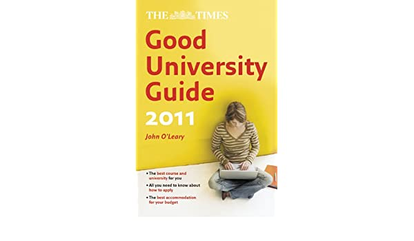 Pdf] the times good university guide 2012 online by hubii.