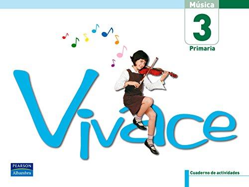 Vivace 3 pack cuaderno de actividades - 9788420551654 por Javier Atance Ibar