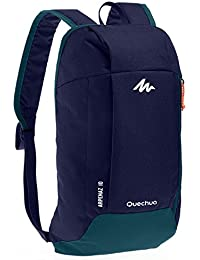 Quechua Nylon 10 Liters Navy Blue Multipurpose Backpack