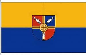Königsbanner Kleinflagge Allensbach - 40 x 60cm - Flagge und Fahne