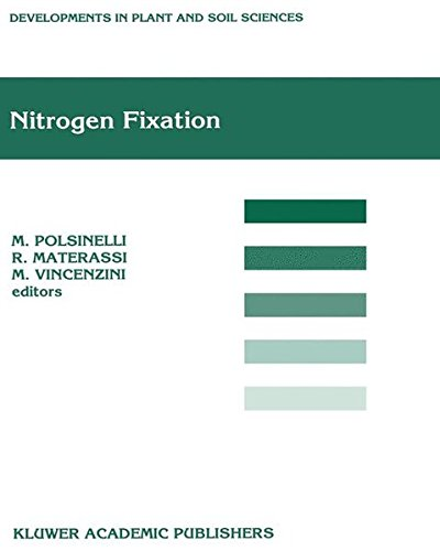 Nitrogen Fixation: Proceedings of the Fifth International Symposium on Nitrogen Fixation With Non-legumes, Florence, Italy, 10–14 September 1990
